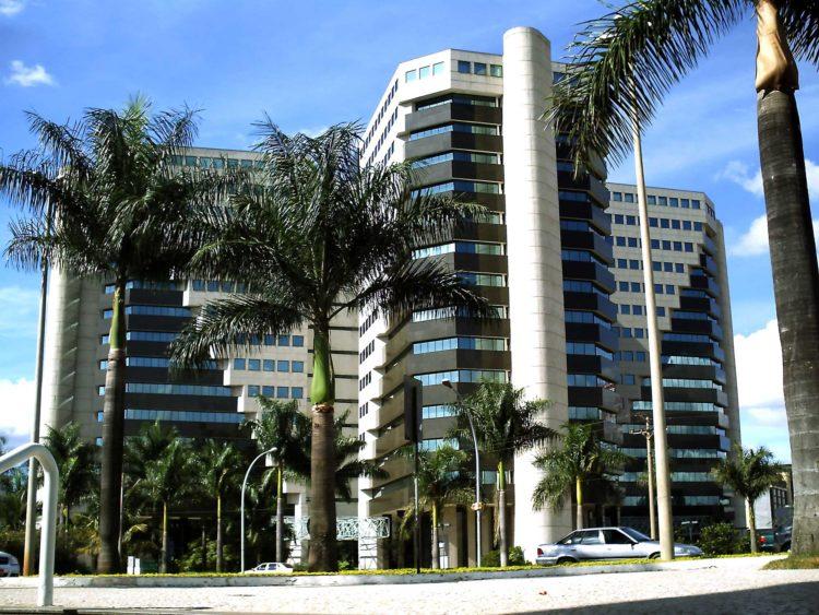 Centro Empresarial VARIG