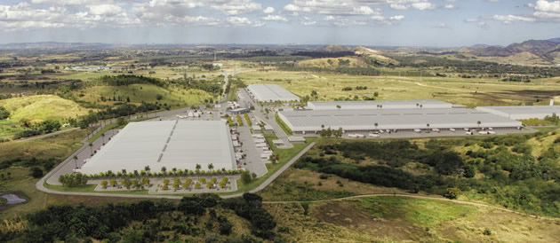 Queimados Industrial Park (ENAAX)