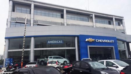 Concessionária Américas Barra